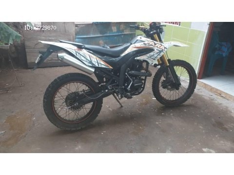 Vendo moto yara 200 Año 2018 Negociable