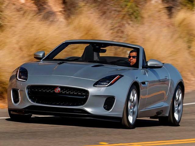 Com novo motor 2.0, Jaguar F-Type 2019 parte de R$ 339.929