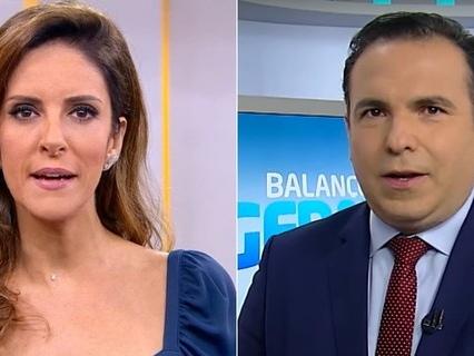 Com Monalisa e Gottino | Análise: CNN Brasil mira no ao vivo com líderes de audiência