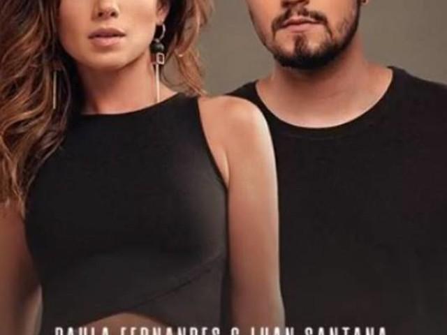 'Juntos e shallow now': Paula Fernandes lança versão com Luan Santana e comenta críticas