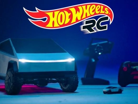 Hot Wheels anuncia dois modelos do Tesla Cybertruck, com janela quebrada e tudo