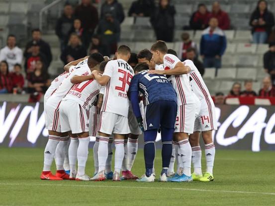 Re: São Paulo se torna 1º clube a alcançar 300 vitórias nos pontos corridos