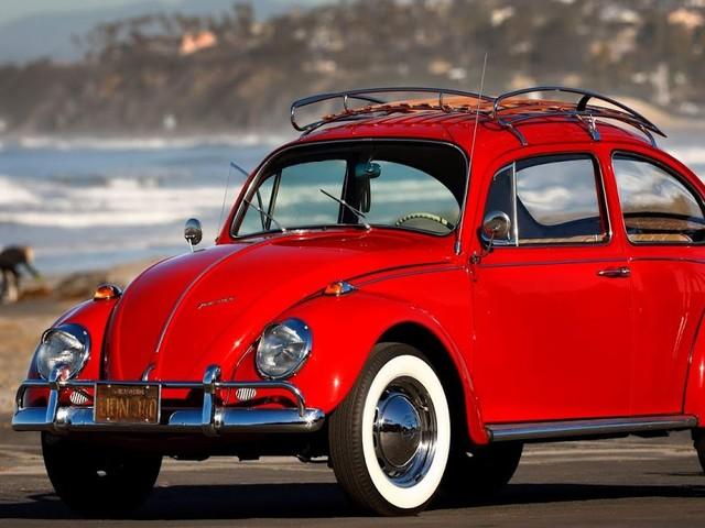VW USA restaura Fusca 67 de sobrevivente de câncer