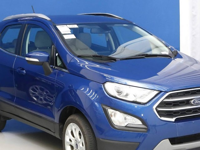 Ford promete melhor qualidade de carroceria no EcoSport
