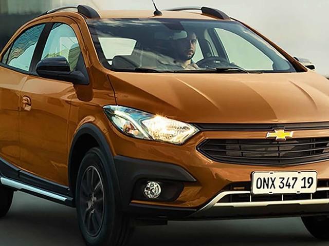 Chevrolet Onix 2019: preço, consumo e fotos - detalhes