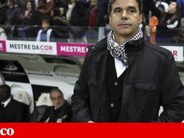 Miguel Leal é o terceiro treinador do Cova da Piedade esta época