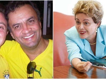 Dilma comenta candidatura de Luciano Huck à Presidência da República