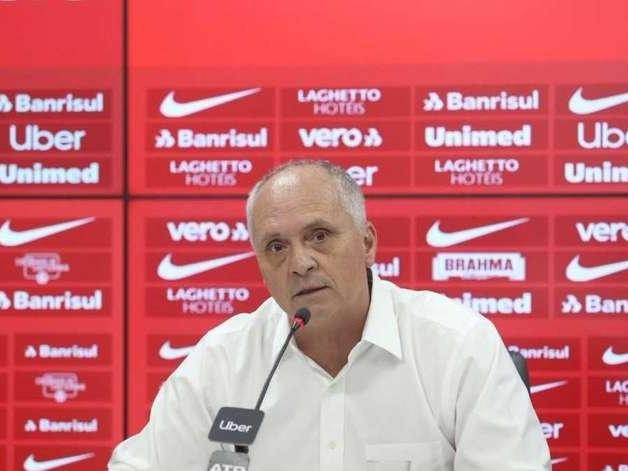 Em retaliação por punição a Nico López, Medeiros anuncia Inter com reservas no Gre-Nal