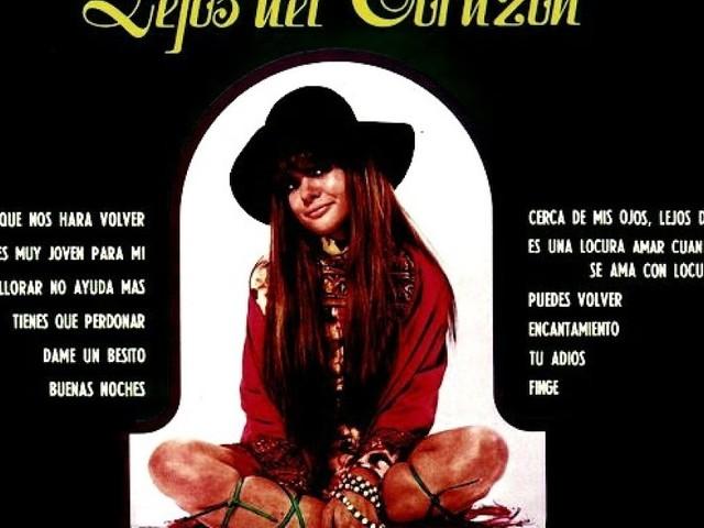 Dori Edson - Cerca de mis ojos, lejos del corazón (LP)