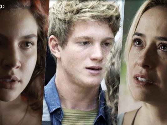 Em Malhação Toda Forma de Amar, justiça determinará quem fica com a guarda definitiva de Nina, Rita ou Lígia? Descubra