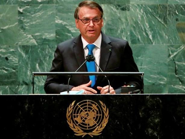 Veja a íntegra do discurso de Jair Bolsonaro na ONU