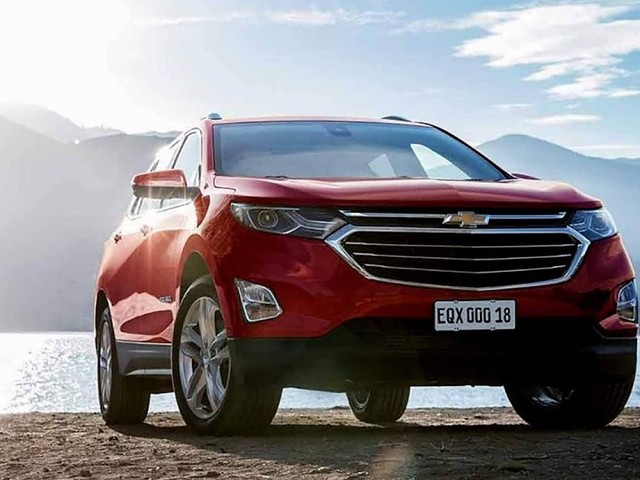 Chevrolet Equinox 2018 chega esta semana por R$ 149.900