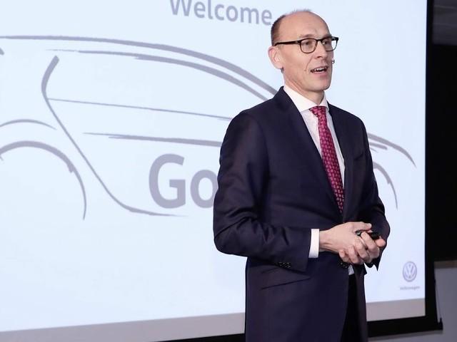 Oficial: VW Golf Mk8 - produção começa em junho de 2019