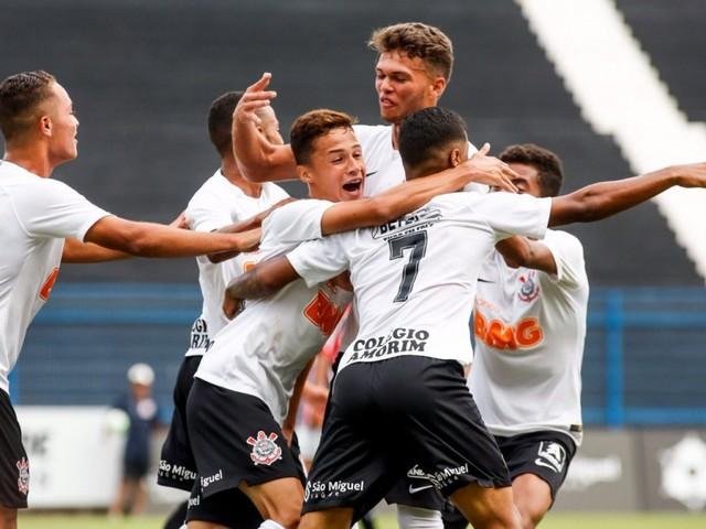 No sub-17, Corinthians vence São Paulo com mesmo placar de final
