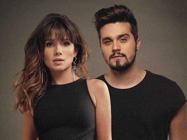 Luan Santana diz que 'Juntos e Shalow Now' de Paula Fernandes 'soou meio brega'