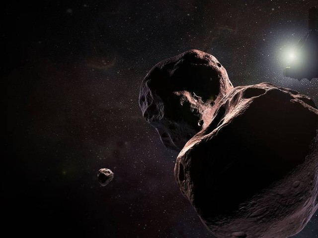 Nasa comemora sucesso da mais distante exploração de objeto do Sistema Solar por uma sonda