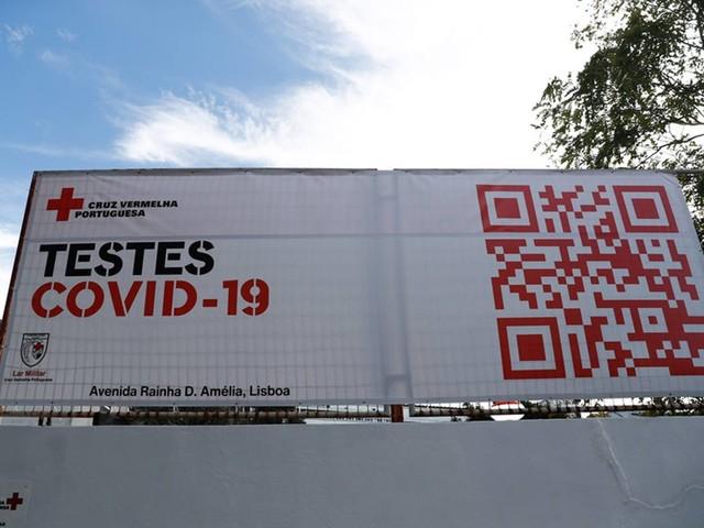 Portugal registra 2.072 infecções por Covid-19 nas últimas 24h