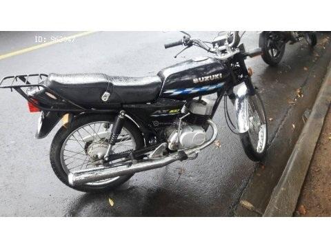 Suzuki ax100 2014