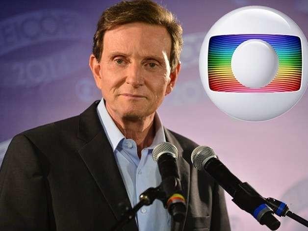 Crivella toma atitude radical contra a Globo e é detonado pela emissora