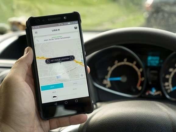 Doria altera regras para Uber e outros apps de transporte