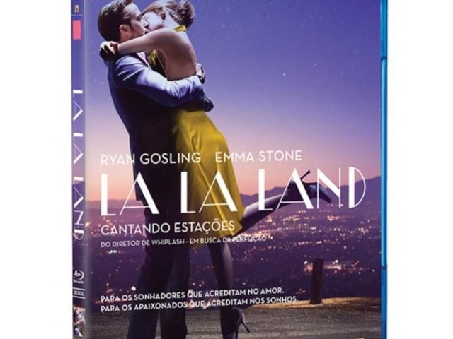 Primeiras informações sobre LA LA LAND em DVD e Blu-ray no Brasil