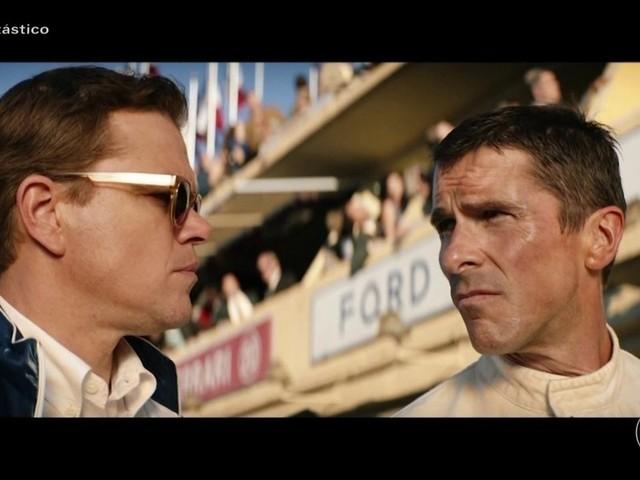 Matt Damon e Christian Bale traduzem a emoção de corrida histórica em 'Ford vs Ferrari'