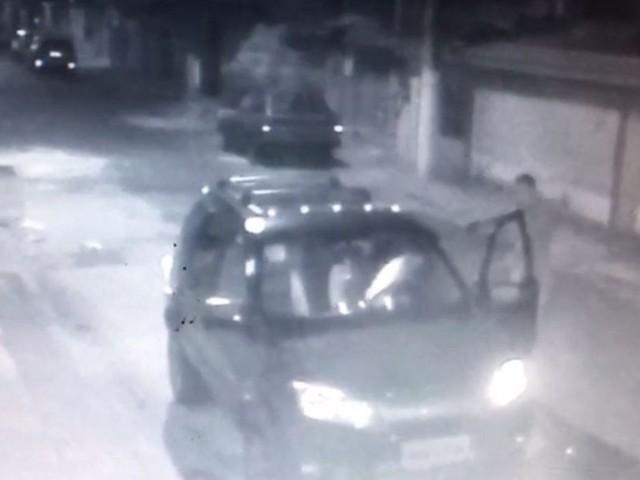 Vídeo mostra assalto a motorista da Uber que morreu baleado no ES