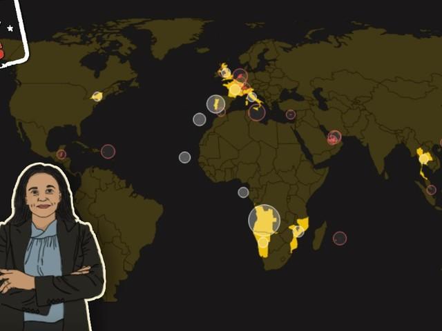 Um mapa interactivo para explicar como cresceu o império de Isabel dos Santos