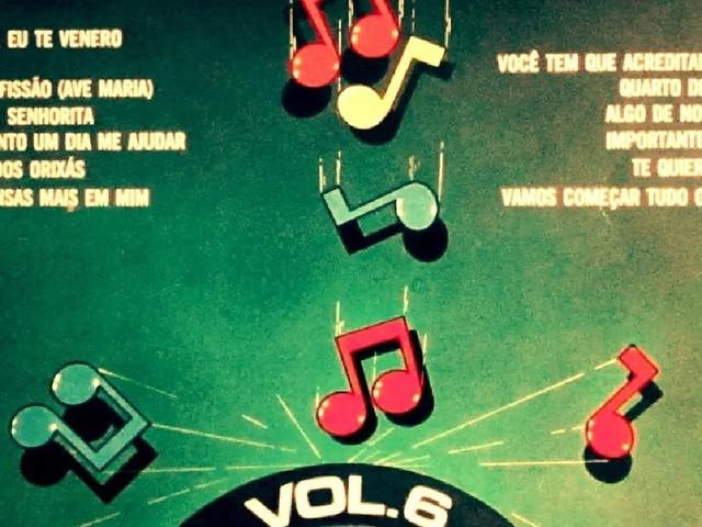 Vários artistas - A grande parada - vol. 6 (LP 1978)