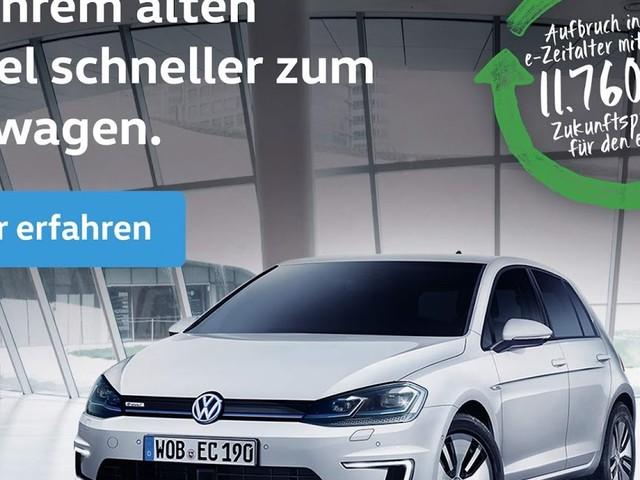 VW: incentivo de até €10 mil para alemães trocarem de carro