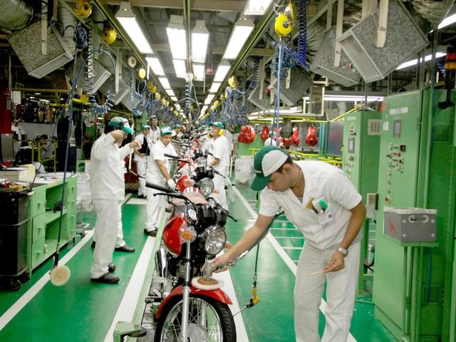Produção de motos sobe 6,8% e atinge 1,1 milhão de unidades em 2019, diz Abraciclo