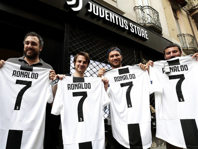 Em dois meses, Juve já supera venda de camisas da última temporada