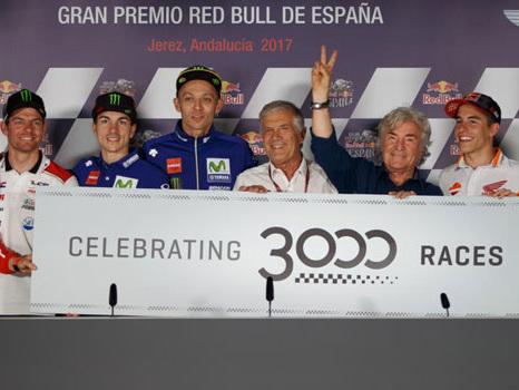 Os reis da volta rápida na MotoGP