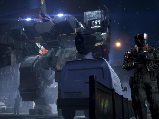 Square Enix revela detalhes e trailer de survival shooter Left Alive