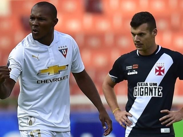 Vasco acerta com Anangonó, da LDU; atleta é esperado essa semana no Rio de Janeiro
