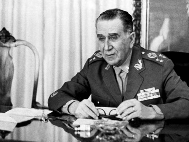 General Médici adotou neta aos 79 anos para deixar pensão militar
