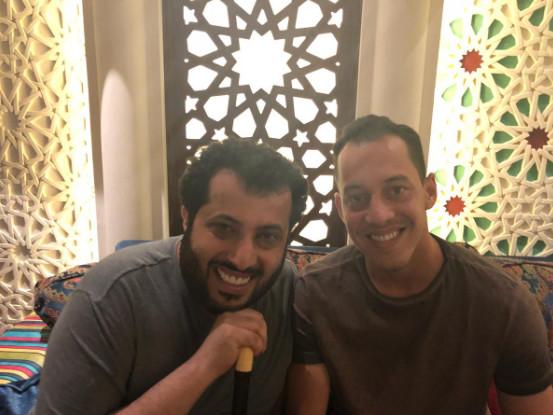 Sheik retira investimentos do time de Rodriguinho e Keno no Egito