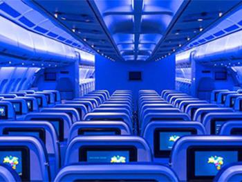 Food truck retorna a voos internacionais da Azul
