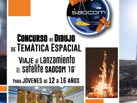 CONAE: concurso para ir a Cabo Cañaveral