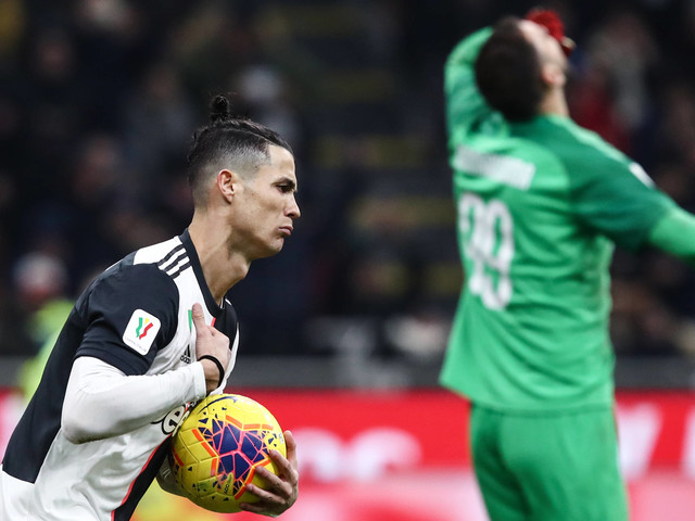 Juventus visita o Spal em duelo de opostos pelo Campeonato Italiano
