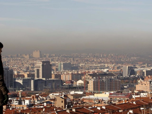 """El 96% de los españoles respira aire contaminado: """"Revertir Madrid Central tendría consecuencias sanitarias"""""""
