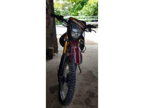 Moto Yara 200 año 2017