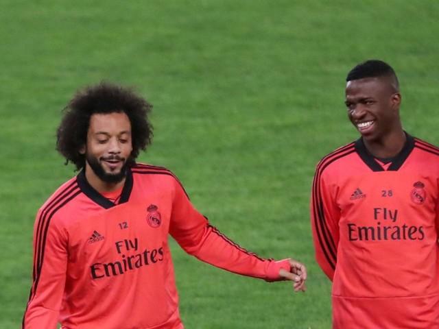 Sem Marcelo, mas com Vinicius Júnior, Real Madrid divulga convocatória para jogo contra o Huesca