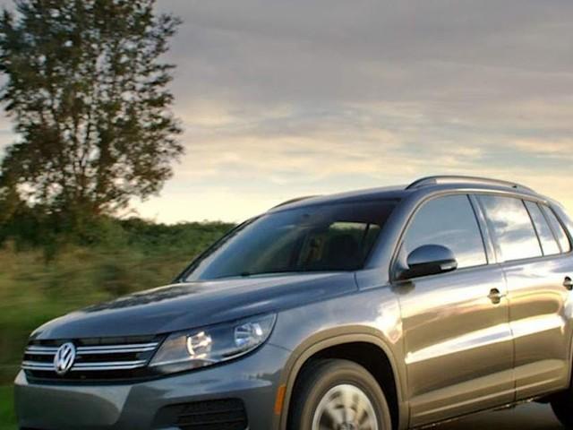 VW Tiguan geração anterior volta a ser vendida nos EUA