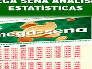Mega sena concurso 2113 análises estatísticas das dezenas