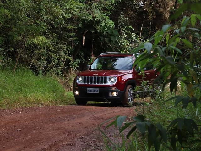 Mercado: Jeep Renegade também fica mais caro