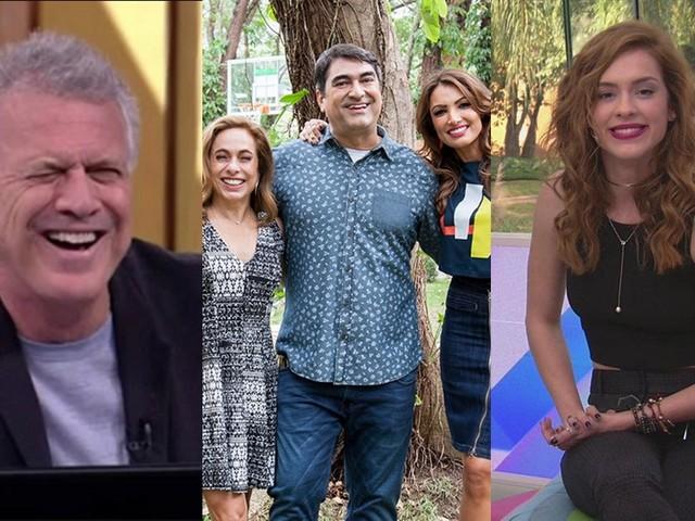 Vídeo Show, É de Casa e Conversa com Bial são os três grandes problemas da Globo em audiência