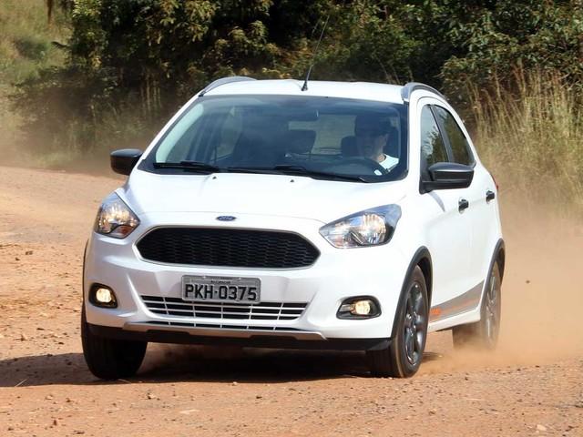 Ao volante: Ford Ka Trail – No asfalto e na terra