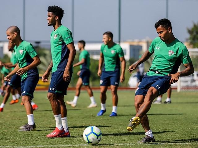 Embalados, Bahia e Fluminense se enfrentam na Fonte Nova