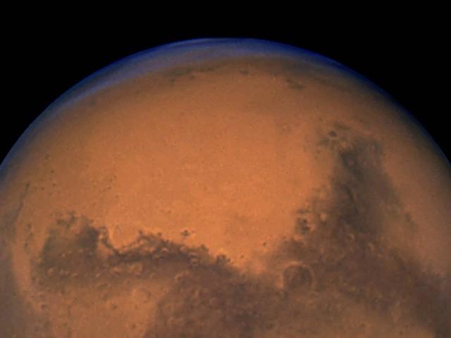 Nasa fica intrigada após 'Puns' de metano serem detectados em Marte